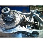 Ремонт МКПП Volkswagen Touran 1.6, 6 Ступеней