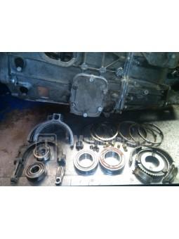 Ремонт механической коробки передач Iveco Daily 3L
