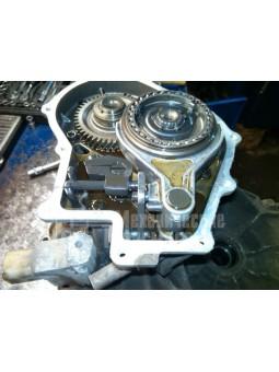 Установка блокировки дифференциала  Ford Fiesta 1.6